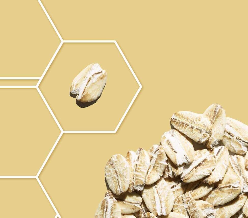 il triplo complesso all'avena aveeno contiene avena colloidale naturale